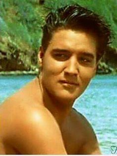 ♡♥Elvis relaxes at the beach♥♡