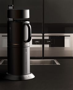 When you're limited on counter space, the only way to go is up! That's the idea behind MiO - a taller, slimmer coffee maker compared to