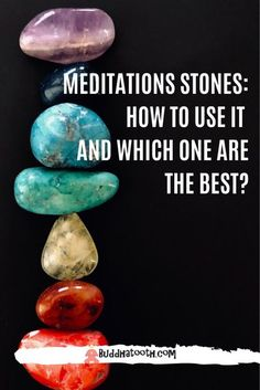 Meditation with crystals allows you to tap into the gem's energies while focusing on the outcome you are trying to achieve. Various stones can help you to deepen the process. So you can achieve specific outcomes such as improved health, grounding, spiritual enlightenment, or some other purpose. To learn more follow my guide.