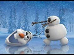 Happy Birthday, Frozen Style! - YouTube