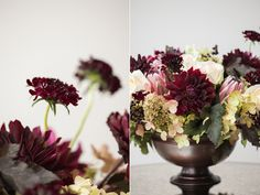 Flower Guide by Violet and Verde Ruffled - how-to flower arrangements