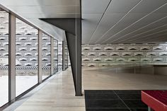 Prague National Gallery Entrance Hall / Mateo Arquitectura