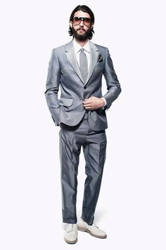 Alexander McQueen Spring 2013 Menswear Collection Slideshow on Style.com