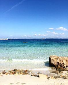 Ibiza ☀️ #ibiza #summer #sun #beach The Beach, Summer Sun, Ibiza, Water, Instagram Posts, Outdoor, Gripe Water, Outdoors, Outdoor Games