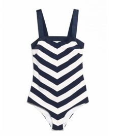 20 Affordable Swimsuits With the Prettiest Backs, Prints and Details via @WhoWhatWearUK