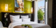 Rooms in Montmartre - Hotel located close to the Moulin Rouge – Hotel Beausejour Montmartre, four-star hotel.