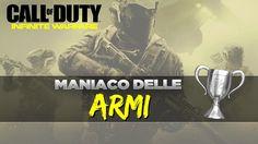Call of Duty: Infinite Warfare - Maniaco delle armi - Guida Trofei / Obiettivi