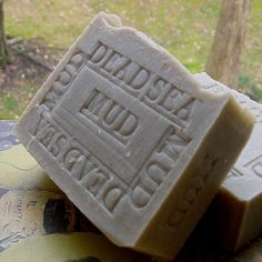 Natural Handcrafted Dead Sea Mud Soap- Shea Butter Excellent (Face and Body Soap) Licorice Scented Bar
