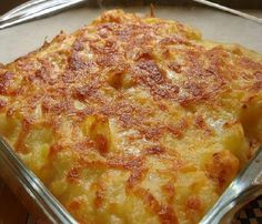 firinda besamel soslu patates - Delicious Meets Healthy: Quick and Healthy Wholesome Recipes Turkish Recipes, Ethnic Recipes, Turkish Kitchen, Breakfast Items, Iftar, Best Appetizers, Casserole Recipes, Macaroni And Cheese, Good Food