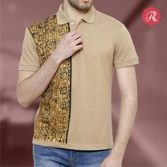 Here is the most creative ensemble of Egyptian fonts, the designs carries mystery of its rich culture that continues to mesmerize people a millennium later.  Get this alluring Egyptian Calligraphy Polo-neck T-shirt from http://bit.ly/1V1Sym3 now.