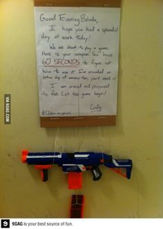 Hahaha, the note at the bottom cracked me up!