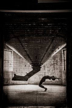 Dance Photography Steampunk Grain Elevator Ballet by msvicwaas, $25.00