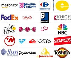 Famous Logos with Hidden Messages Logos with Hidden Messages a57ccd1617be