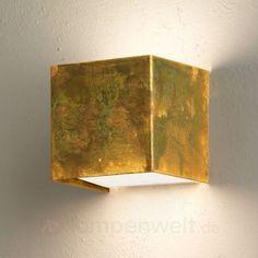 wandlampe design leuchte wandleuchte flurlampe nickel wandlampen lampe leuchten m bel. Black Bedroom Furniture Sets. Home Design Ideas