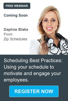 #Schedules #Webinar #Employee #Management