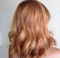 Red and Strawberry Blonde Bob - 60 Trendiest Strawberry Blonde Hair Ideas for 2019 - The Trending Hairstyle Blond Rose, Red Blonde Hair, Strawberry Blonde Hair, Hair Color And Cut, Hair Day, Blorange Hair, Braid Hair, Hair Highlights, Gorgeous Hair