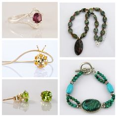 Mother's Day is just under 3 weeks away. If your mother likes jewelry, check out all the unique gemstone and stone jewelry at Rock2Gems.etsy.com #mothersdaygifts #giftsforher #gemstonejewelry #naturalstonejewelry #rock2gems