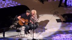 Carole King With James Taylor (HD) - I'll Do My Crying In The Rain - Bos...