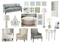 Not So Newlywed McGees: Living Room Inspiration