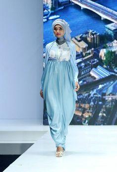 Sweet Modesty: Keepin' It Real: Indonesian Islamic Fashion Fair