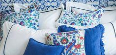 Zara Home se decanta por los tonos azules - http://www.decoora.com/zara-home-se-decanta-por-los-tonos-azules.html