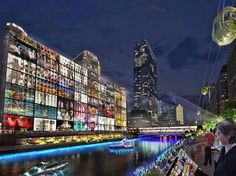 Chicago's Riverwalk To Be The Next Times Square? - Mindboggling Reveals - Curbed Chicago http://chicago.curbed.com/archives/2014/01/24/chicagos-riverwalk-to-be-the-next-times-square.php