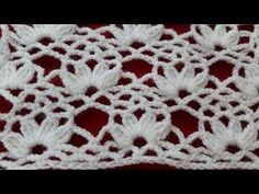 Crochet Motif Patterns, Quilt Pattern, Stitch Patterns, Crochet Shawl, Crochet Baby, Free Crochet, Crochet Videos, Knitting Stitches, Crochet Flowers
