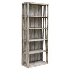 Sonoma Teak Bookcase