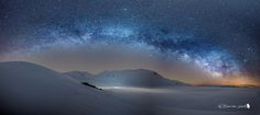 Arc of the Milky Way by massimiliano spinello - Photo 134956761 - 500px