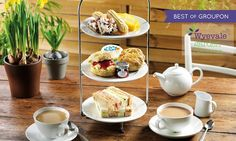 Viennese Biscuits, Afternoon Tea For Two, New Things To Try, Eton Mess, Buttercream Filling, Finger Sandwiches, Clotted Cream, Vegetarian Options, Yummy Treats