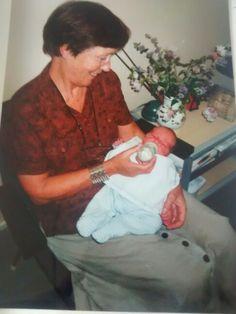 Ik heb als persoon mijn oma gedaan. Omdat ze al veel dingen in haar leven heeft gedaan/meegemaakt