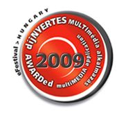 eFestival 2009 - Elektronikus kereskedelem kategória - I. helyezett Burger King Logo