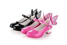 Image result for cute high heels for kids