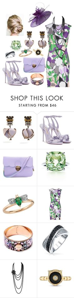 """""""Easter Sunday morning"""" by ajkinion ❤ liked on Polyvore featuring Marni, Bee Goddess, Diane Von Furstenberg, Liberty, Bling Jewelry, Chanel, Gucci and Failsworth Hats"""