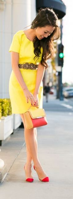 Wendy's Lookbook | Dress :: Armani. Exchange faux leather.  Shoes :: Gianvito Rossi. Bag ::  Tiffany  Co.