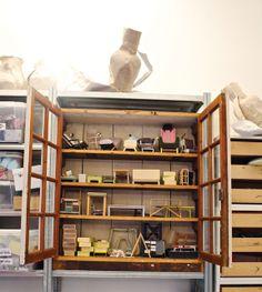 Hella Jongerius's collection via Dwell