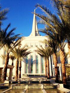 My castle. Gilbert AZ temple.
