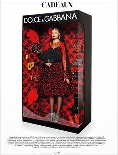 "The Modern Duchess: Preview ""Vogue Paris: Magdalena Frackowiak and Elisabeth Erm"""