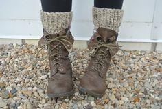 Boot Cuff Leg Warmers