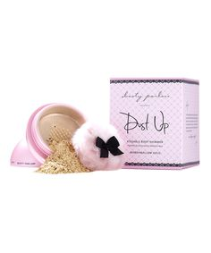 Take a look at this Booty Parlor Marshmallow Gold Dust Up Kissable Body Shimmer today!
