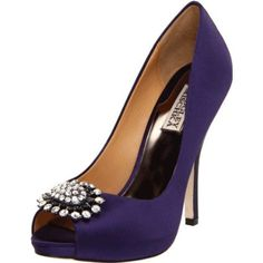 Deep Purple Heels | Tsaa Heel