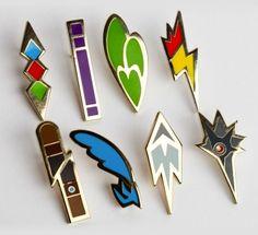 Medallas pokemon de Teselia | La Guarida Geek