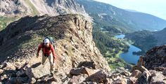 Andrew Skurka: Adventurer, Guide, Speaker, Writer. Absolutely fantastic backpacking and adventure tutorials, tips, recipes, gear, and more!