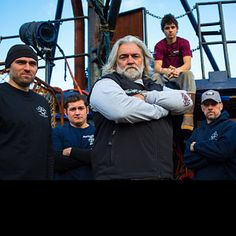 F/V Cape Caution Crew: Deadliest Catch, Discovery Channel