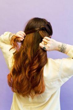 2 Totaal nieuwe manieren om je haren te vlechten | NSMBL.nl