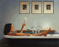 Jack Vettriano Painting = OBE born Jack Hoggan, is a Scottish painter. His 1992…