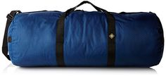 Northstar Sports 1050 HD Tuff Diamond Ripstop Gear/Duffle Bag (16″ x 40″ Large) Heavy Duty Cargo Duffel Jumbo Size, Football Gear Bag, Sport Duffel, Travel Bag, Ball Bag, Large Hockey Equipment Bag, Bug Out Bag.Durable duffle bag featuring double-bolstered box-stitched stress points and Dura Coated exterior for content protectionLarge Zipper, #10 Jumbo Zipper Two Way  http://outdoorgear.mobi/product/northstar-sports-1050-hd-tuff-diamond-ripstop-gearduffle-bag-16-x-40-large/
