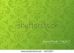stock vector : Wallpaper flower background. Vector