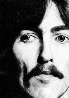 George Harrison by Sabdi on DeviantArt