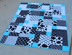 Cow Quilt | Flickr - Photo Sharing!